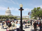 SF Public Library's $1 Book Sale | Civic Center