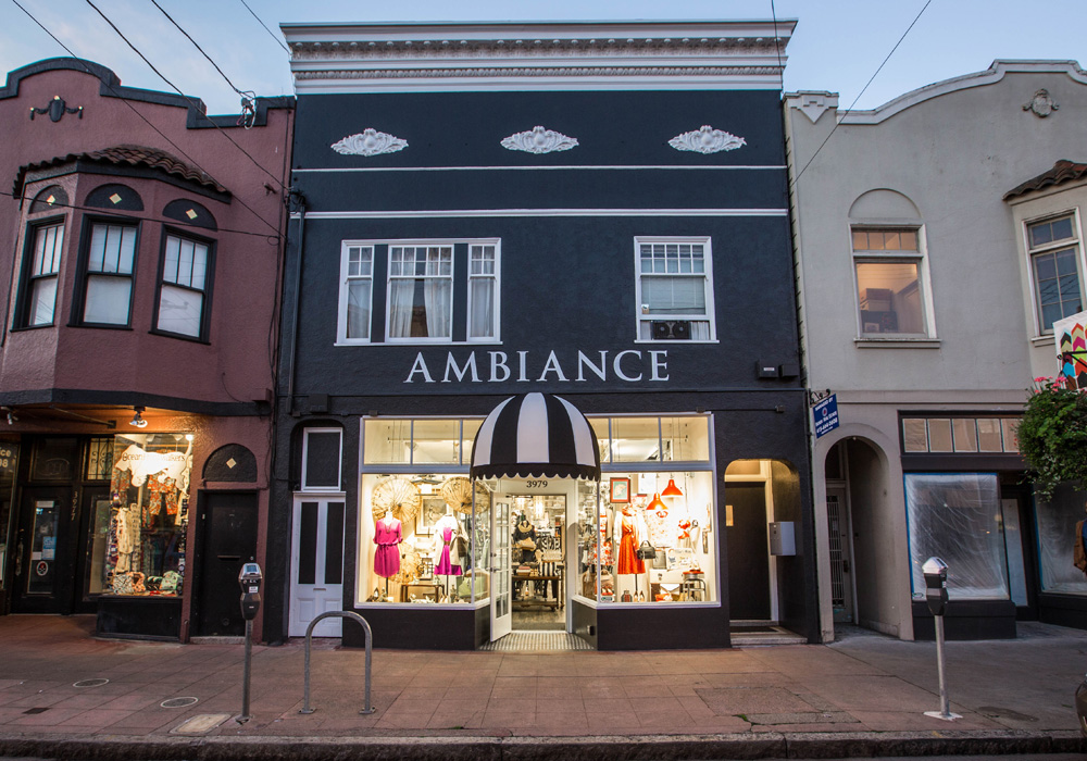 Ambiance Summer Store Party: 20% Off + Goody Bags | Noe Valley