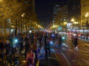 Oakland Critical Mass   First Friday