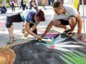 2018 Luna Park Chalk Art Festival | San Jose