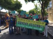 """Sunday Assembly"" Silicon Valley Community Gathering 