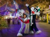 """""""Holiday in the Park"""": Holiday Rides & Light Show   Six Flags Discovery Kingdom"""