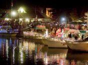 2017 Holiday Lighted Boat Parade | Petaluma