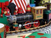 Final Day: Holiday Train Display | SF Main Libary