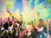 San Francisco's Largest Color Fight: Holi 2019 | SF