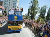 Warriors 2018 NBA Championship Parade