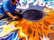 2018 Italian Street Painting Festival | San Rafael