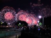 Watch Fireworks Close Up Aboard WWII Liberty Ship | S.S. Jeremiah O'Brien