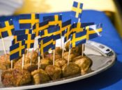 2018 IKEA All-You-Can-Eat Swedish Midsommar Smörgåsbord | Emeryville