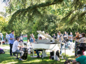 Flower Piano: Twelve Piano Extravaganza Concert | GG Park
