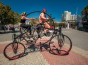 Pedalfest 2018: Bike Stunts, Whymcycles & Unicycle Lessons | Oakland