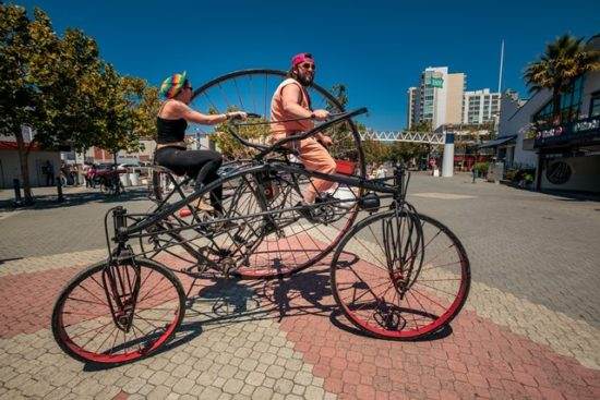 Pedalfest at Jack London Square