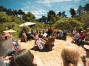 Flower Piano: Simultaneous Performances at 12 Hidden Pianos | GG Park