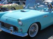 2018 Thunderbirds on the Wharf: 1955-66 Classic Car Show | Santa Cruz