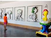 Grandparents' Free Admission Day: Charles M. Schulz Museum | Santa Rosa