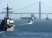 Parade of Ships Under Golden Gate Bridge | Fleet Week 2019