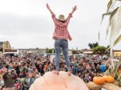 2018 World Championship Pumpkin Weigh-Off | Half Moon Bay