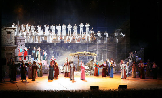 2018 christmas cantata festive theater production san jose - What Is A Christmas Cantata