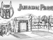 """Jurassic Park"" Immersive Halloween House | San Jose"