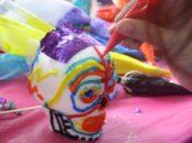 Día de los Muertos Sugar Skull Workshop   Mountain View