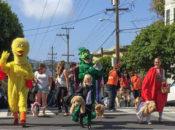 Farley's 29th Annual Pet Parade   Potrero Hill