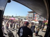 Oakland's 40th Street Block Party