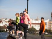 2019 Turkey Thanksgiving Day Workout | Dolores Park