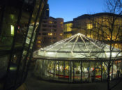 2018 Winter Lighting Ceremony & Free Carousel Rides | Yerba Buena Gardens
