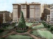 Emperor Norton's 6th Annual Tannenbaum Toast & Christmas Tree Walk | Union Square