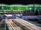 SFO Lights up for the Holidays | 3.3 Million LED Lights