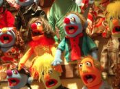 """A Very Muppets Thanksgiving"" Puppet Drag Show 