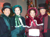 Winter Walk SF: Dickens Fair Carolers + Personalized Love Poems | Union Square