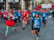 2017 Santa 5K Run & Festival | San Jose