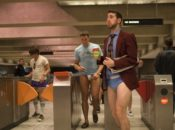 "18th Annual ""No Pants"" BART Ride Day 