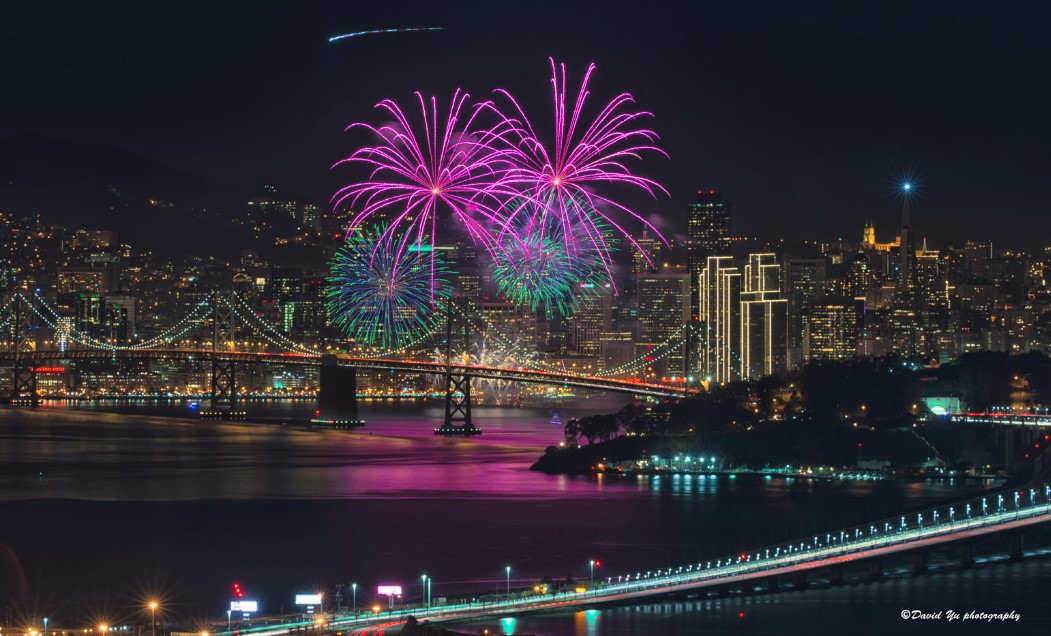 New Years Eve San Francisco