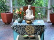 New Year's Day Buddhist Altar & Rooftop Ceremony | SF Zen Center