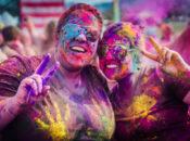 2018 Holi Festival: The Bay's Massive Free Color Fight | East Bay
