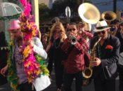 2020 Mardi Gras Second Line March | North Beach