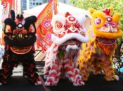 Laurel's Lunar New Year Celebration: Lion Dance & Free BBQ  | Oakland