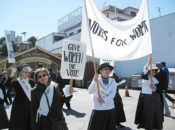 1901 Women's Suffragette March & Ladies Salon | Hyde Street Pier
