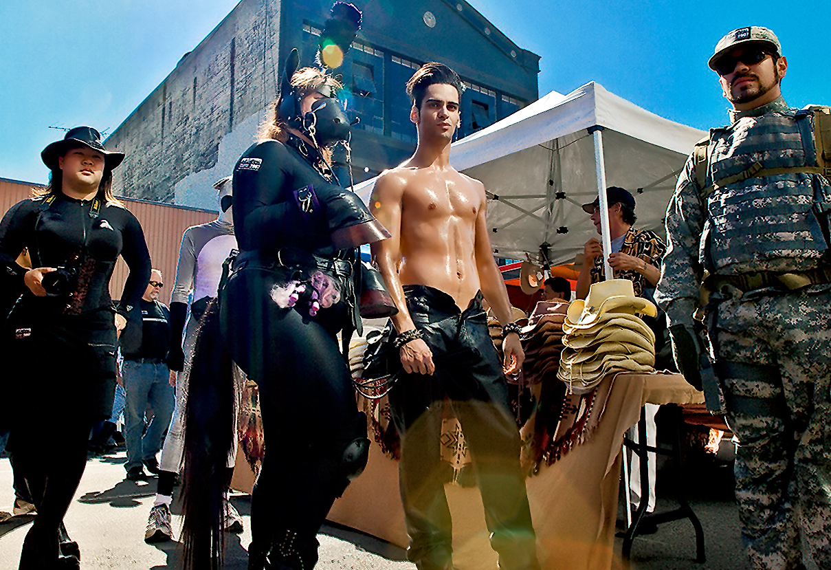 from Kieran gay folsom sf