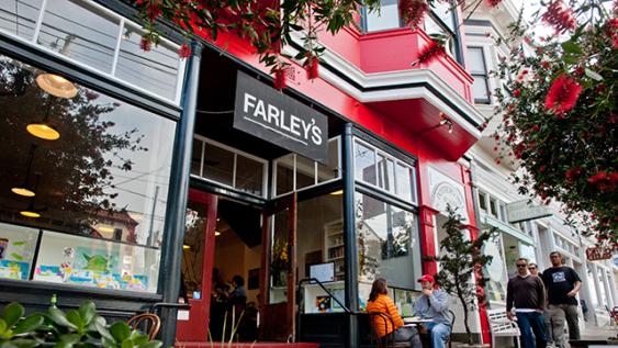 Farleys Coffee Join In San Francisco