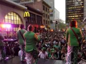 34th Annual St. Patrick's Day Block Party | Financial District