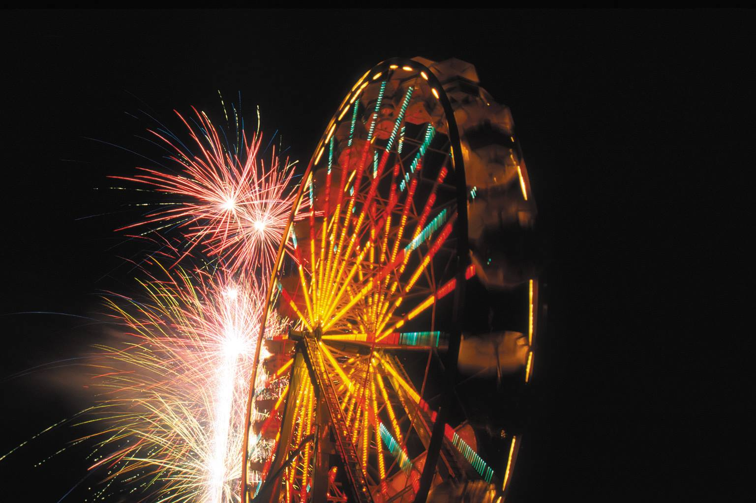 Marin County Fair: Fireworks, Free Rides & Concerts | San ...