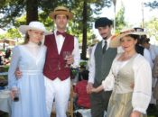 1901 Edwardian Picnic & Dance In The Park | Alameda