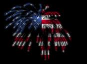 Healdsburg's 4th of July Fireworks Show | 2019