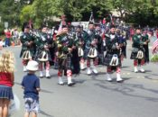 Piedmont | Small Town 4th of July Bagpipe & Classic Car Parade | 2019