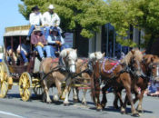 101st Annual Rodeo Parade: Stagecoach, Horses & Marching Bands | Livermore