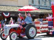 Calistoga | Silverado 4th of July Parade | 2018
