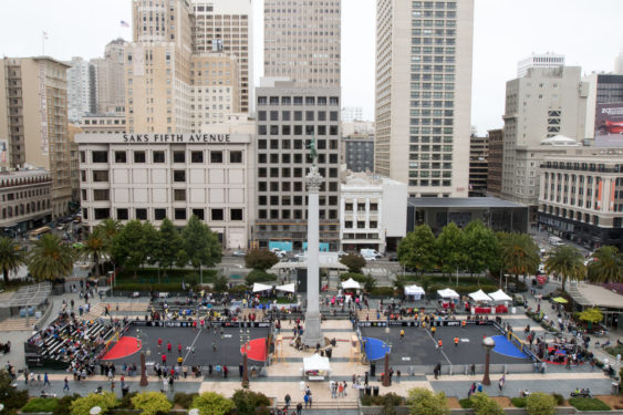 San Francisco Weekend Lineup – Street Soccer USA